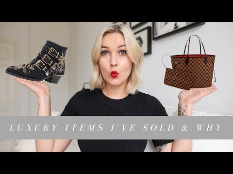 4119d3345c LUXURY ITEMS I VE SOLD   WHY - LOUIS VUITTON