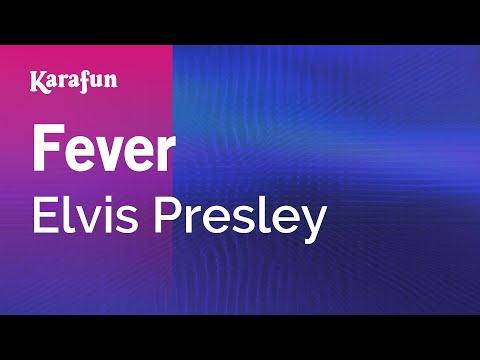 Fever - Elvis Presley   Karaoke Version   KaraFun