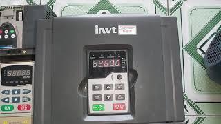Sửa Bảng mã lỗi biến tần INVT