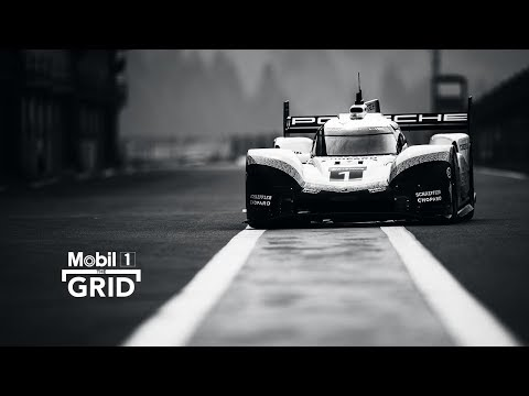 A Perfect Partnership – Porsche's Nick Tandy On How Mobil 1 Powers The 919 Hybrid Evo | M1TG
