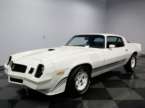Video of '78 Camaro - MZK4