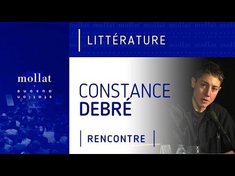 Constance Debré - Love me tender