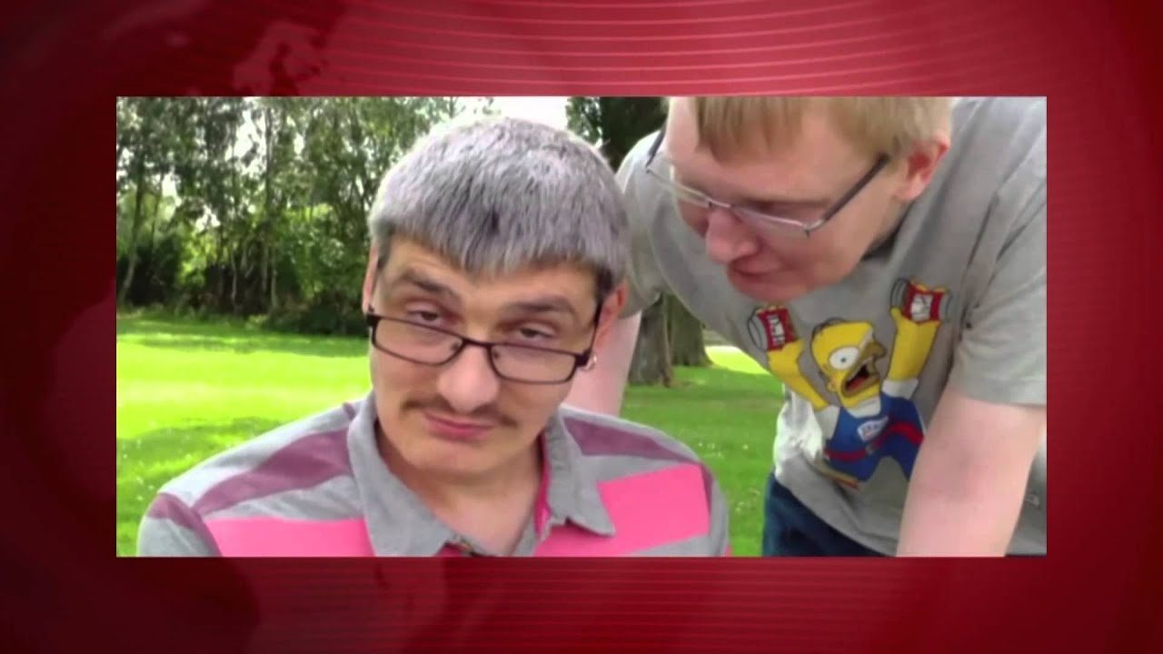 Adult Brothers Aging Backwards into Childhood thumbnail