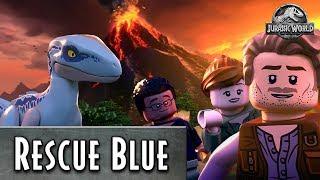 Rescue Blue the Dinosaur - LEGO Jurassic World - Pick Your Path