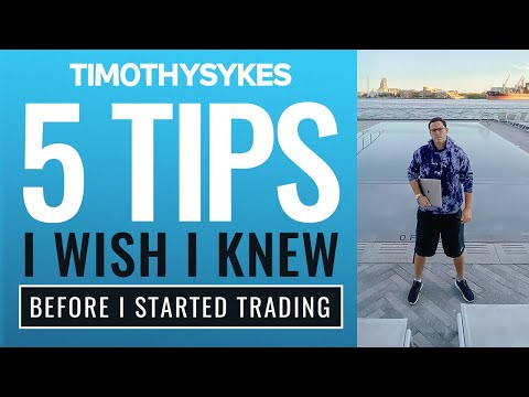 , title : 'Five Tips I Wish I Knew Before I Started Trading