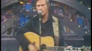 """George Jones - LIVE """"He Stopped Loving Her Today"""""""