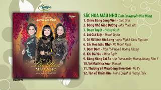CD Sắc Hoa Màu Nhớ  Tình Ca Nguyễn Văn Đông (TNCD599) Songs From PBN 125