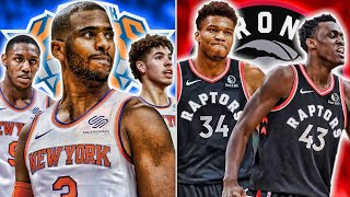 10 NBA Players That Could Be Traded Very Soon