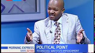 10 years of wastage devolution, corrupt system and a weak senate | POLITICAL POINT
