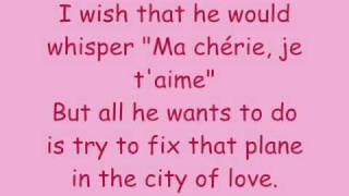 Phineas And Ferb   In The City Of Love Lyrics (HQ)