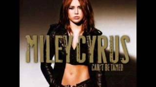 Miley Cyrus-Cant be tamed (Wideboys Stadium Remix)
