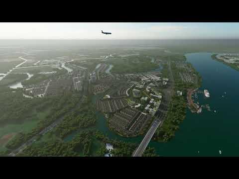 Đánh giá khả năng kết nối giao thông từ Aqua City