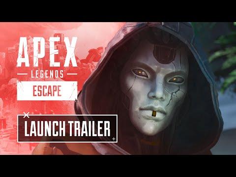 《Apex 英雄:逃脫隱世》發行預告片公開