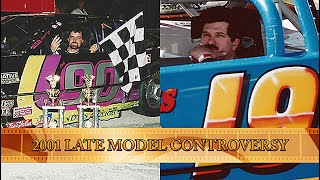 Speedbowl Doc Shorts | 2001 Late Model Controversy