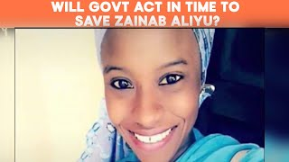 Banged Up Abroad: Will Govt Act In Time To  Save Zainab Aliyu?