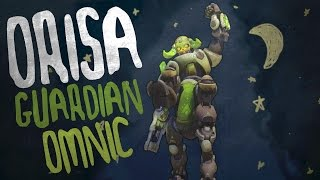 Instalok - Guardian Omnic [Overwatch] (The Chainsmokers & Coldplay-Something Just Like This PARODY)