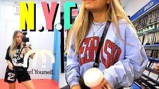 Shop with me in New York (thrift, jewelry, cool online stores IRL!)