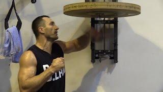 Wladimir Klitschko Training Ahead Of Joshua Fight