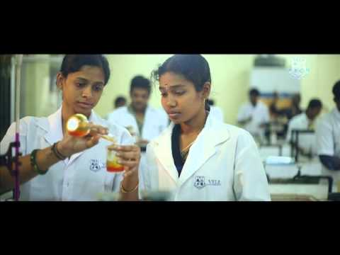 Vels School of Basic Sciences video cover1