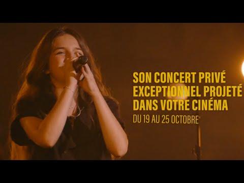 Erza Muqoli - Concert évènement au cinéma dès le 19 octobre (Bande annonce officielle)