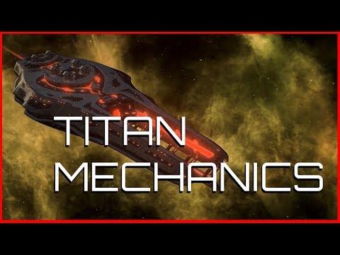 Stellaris Apocalypse - Titans and Planet Destroyers