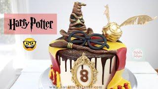 😍Decoración De Torta Con BUTTERCREAM 🤓 Harry Potter Cake  Natalia Salazar