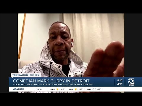 Comedian Mark Curry Coming to Detroit