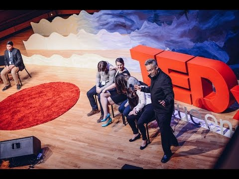 &quotIs Hypnosis Fake?&quot Hypnotist stuns TEDX crowd