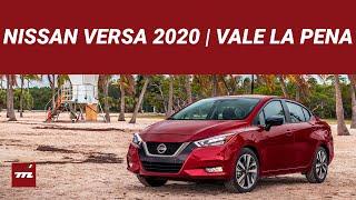 Nissan Versa 2020: ¿Vale la pena? | Análisis en México