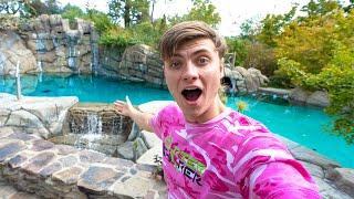 This MANSION is $14,000 for ONE NIGHT!! - Video Youtube
