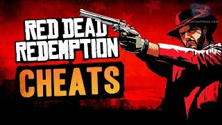 Red Dead Redemption Cheats