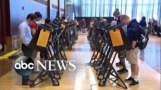 New concerns about election security as voters head to the polls