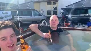 Grill Pool Challenge 2019 für Garage A. Röthlin AG umgesetzt