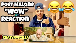 """Post Malone - """"Wow"""" Official Music Video - Reaction"""