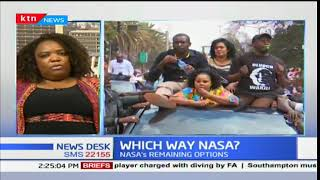 Which way NASA? Issues NASA want incorporated