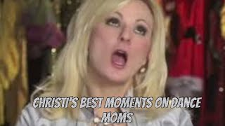 Christis Best And Funniest Moments/Quotes On Dance Moms!
