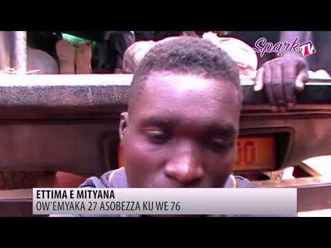 ETTIMA E MITYANA: Ow'emyaka 27 asobezza ku we 76