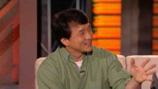 Jaden Smith and Jackie Chan - Lopez Tonight (6/16/2010)