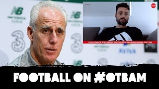 "Damien Delaney: ""Mick wouldn't accept being told what to do"" 
