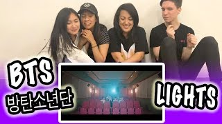 [MV REACTION] BTS 방탄소년단    LIGHTS
