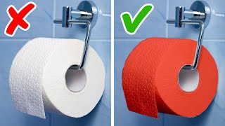 43 PERIOD AND TOILET HACKS EVERY GIRL SHOULD KNOW