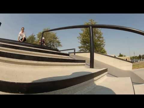 5 Clips at Tecumseh Skatepark