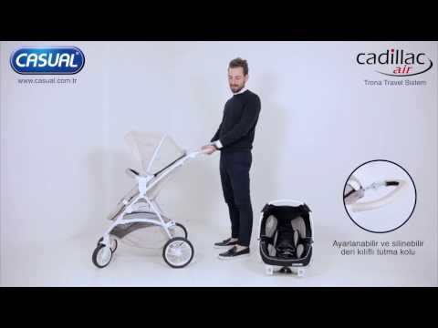 Casual Cadillac Air Trona Travel Sistem Tanıtım Videosu