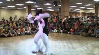 Rinn - BLFC 2015 Fursuit Dance Competition