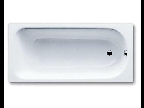 Ванна стальная Kaldewei Saniform Plus 371-1 170x73