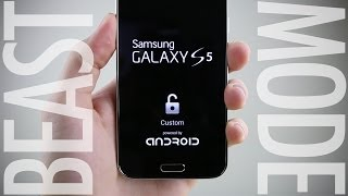 How To Activate BEAST MODE On Samsung Galaxy S5