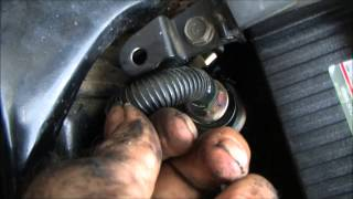 Bending fuel lines in tight without them collapsing or kinking