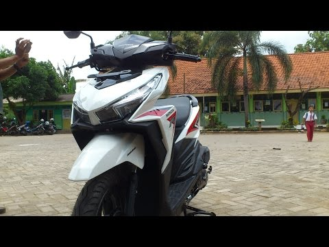 Honda Vario 125 eSP Tipe Sporty Review bahasa Indonesia