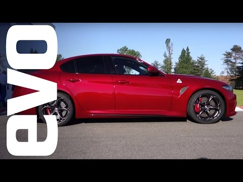 Alfa Romeo Giulia Quadrifoglio review – Has Alfa finally got it right? | evo DIARIES