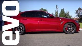 Alfa Romeo Giulia 2016 - dabar